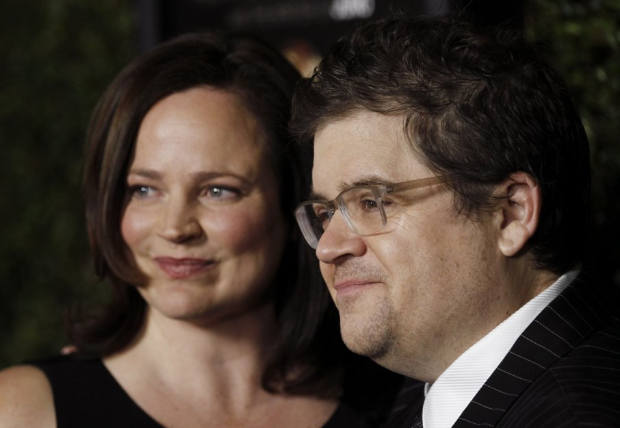 Patton Oswalt photo with his late wife Michelle