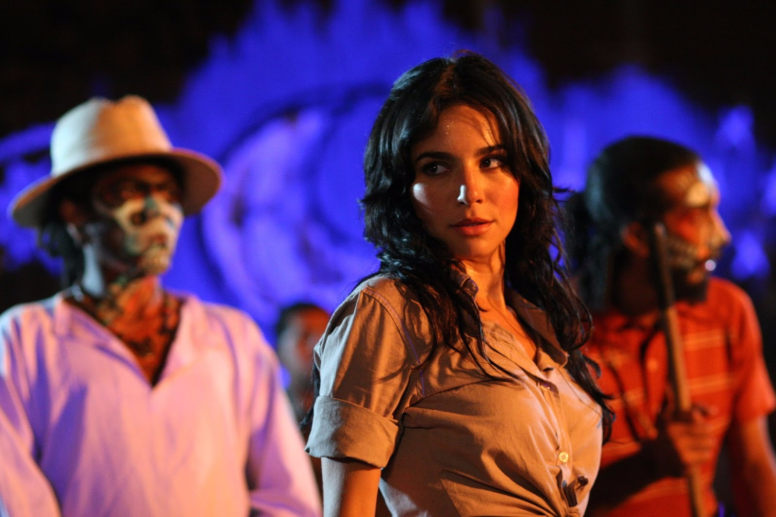 Martha Higareda in Borderland