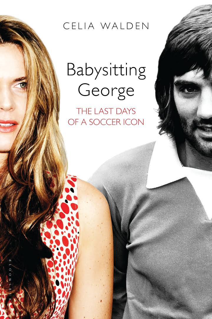 The cover of Babysitting George by Celia Walden
