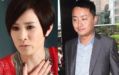 Charmaine Sheh (left) and  Tony Hsiao (right)