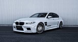 BMW E60 M5 Hamann Carbon Fiber Front Spoiler