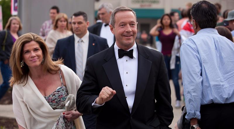 Sade Baderinwa love scandal partner Martin O'Malley and his wife Katie