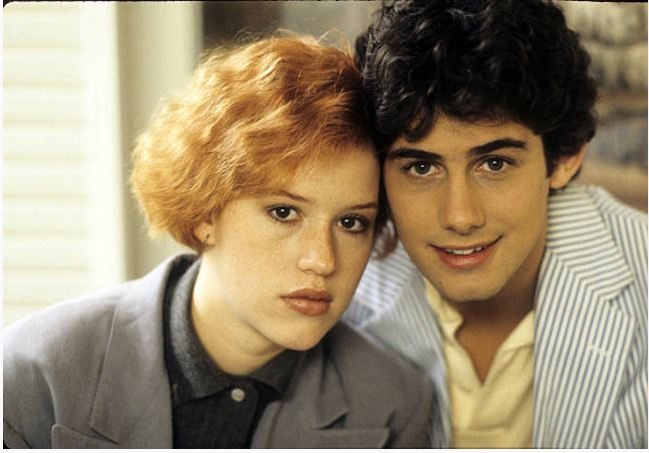 Zach and Molly Ringwald in the ABC Theater TV Movie: SURVIVING: A FAMILY IN CRISIS.