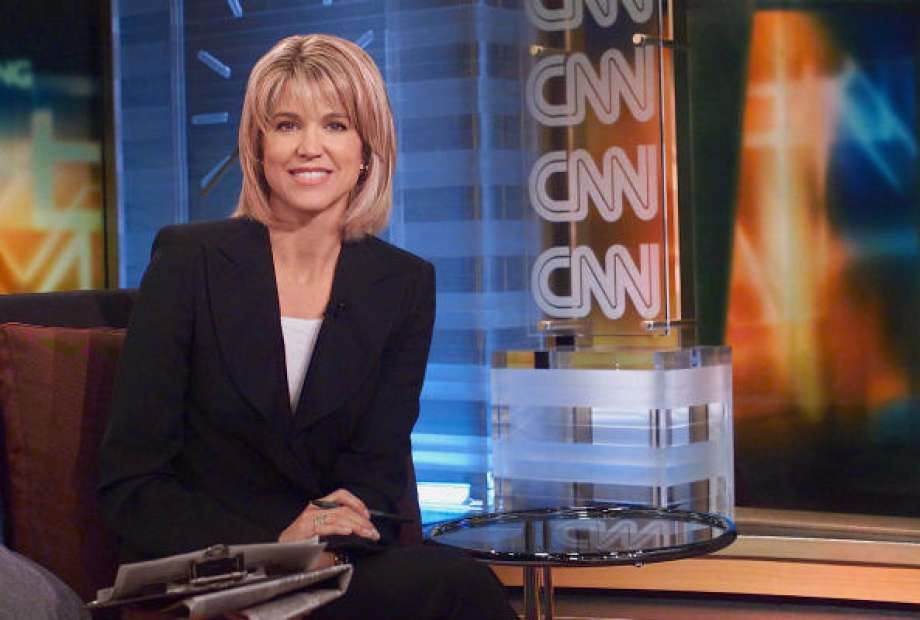 Paula Zahn in CNN