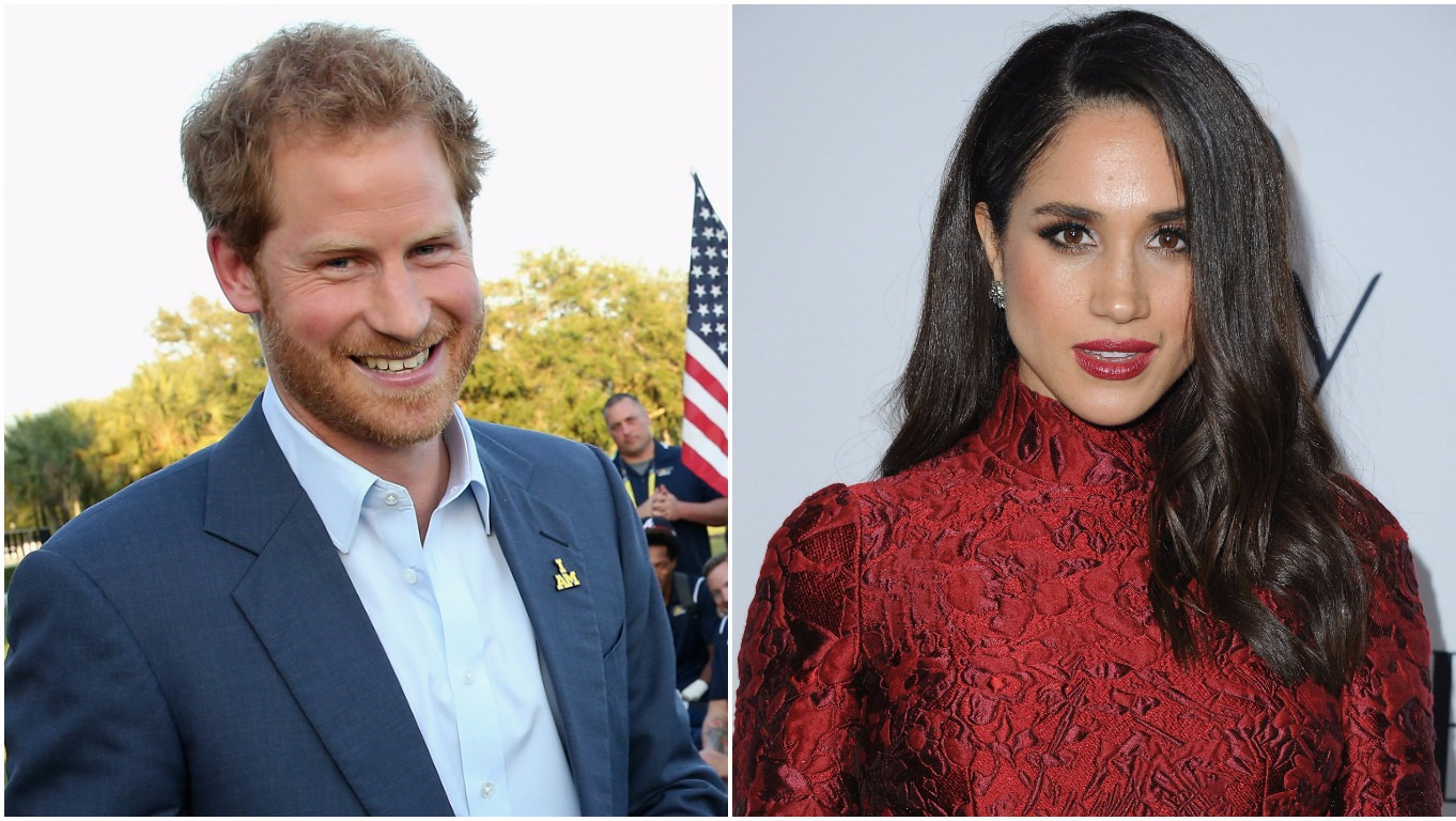 Meghan Markle and Prince Harry are nearing an engagement