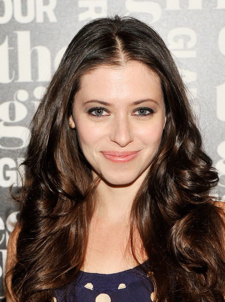 "Lauren Miller attending Glamour event ""These Girls"" at Joe's Pub on October 8, 2012 in New York."