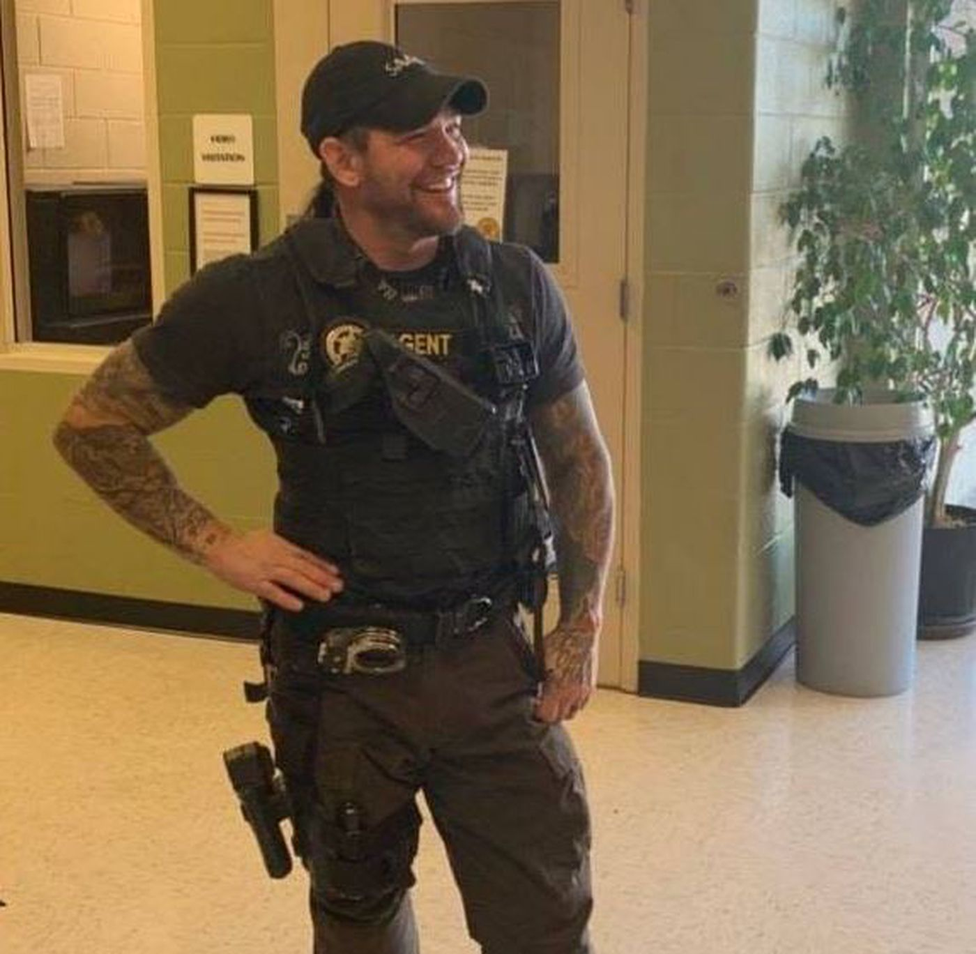 Dog the Bounty Hunter star Leland Chapman was injured on Tuesday after sustaining a injury during a manhunt in Colorado. Leland and his father were on a hunt of fugitive named Edward Morales, while he tore his ACL and will require surgery.
