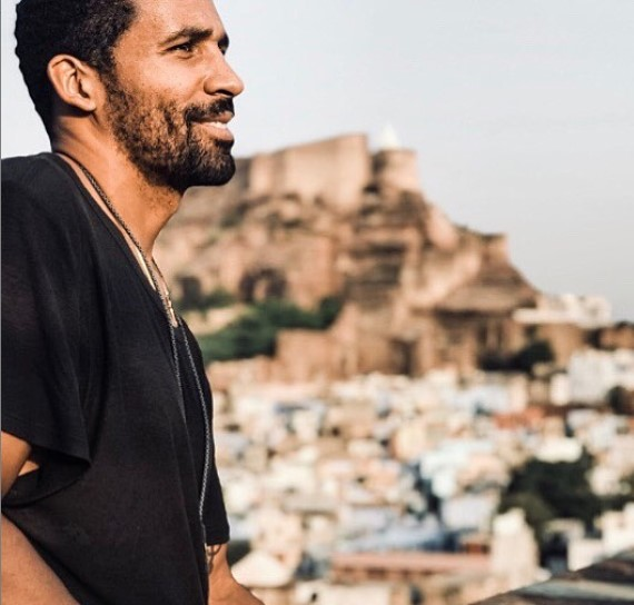Matte Babel in Jodhpur City,India