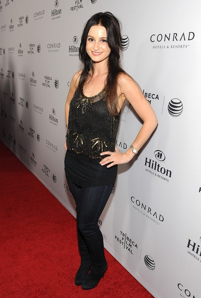 Melanie Papalia in an event sponsored by CONRAD and Hilton
