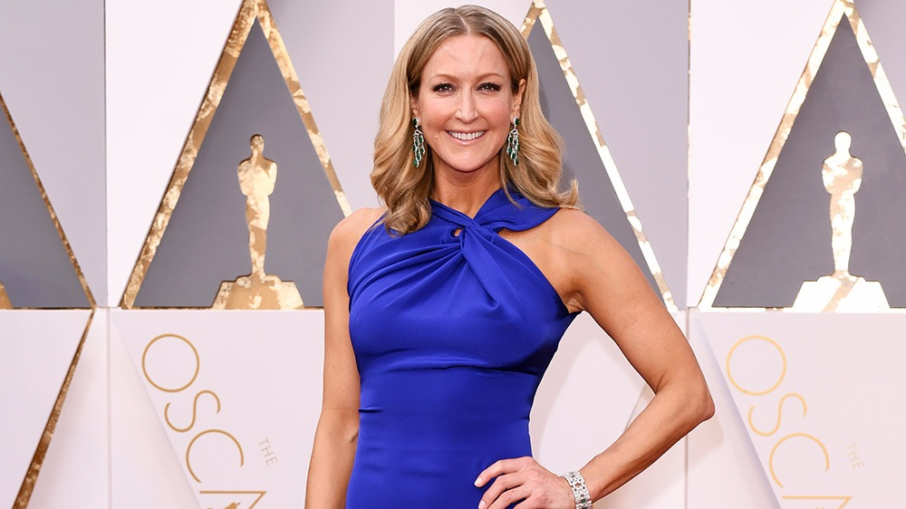Lara Spencer has inked a production contract with Leftfield Entertainment