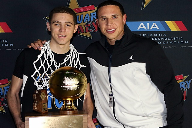 Mike Bibby son has a strong stats in the beginning of his basketball career.