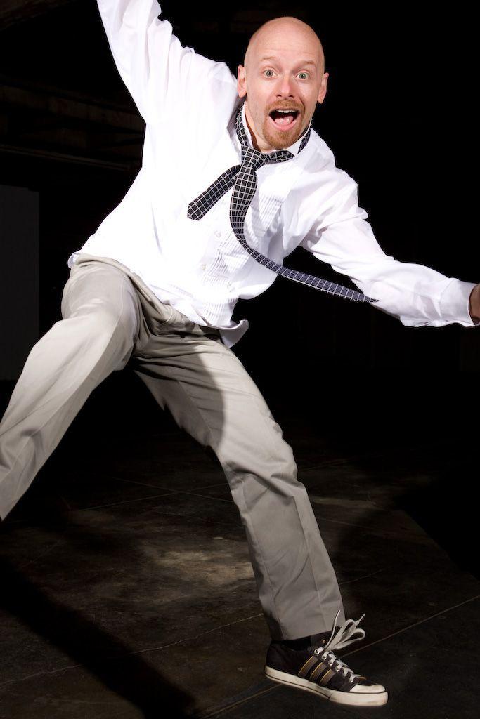 Jason Zimbler dancing