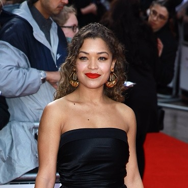 Actress Antonia Thomas pictured during the James on Empire Awards