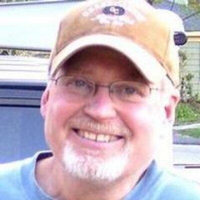 Rusty Stevens Smiling