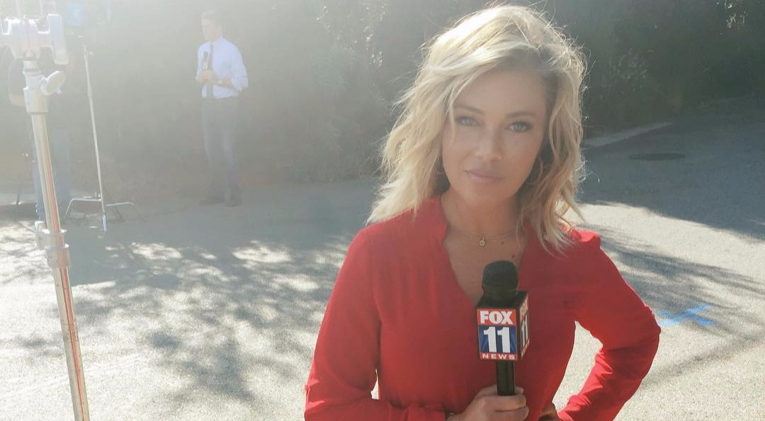 Lauren Sivan reporting for Fox 11