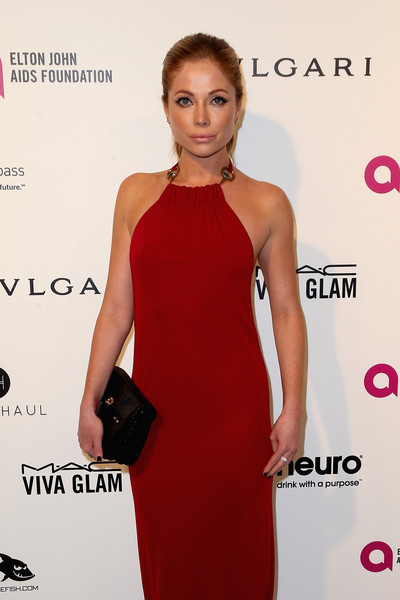 Actress Vanessa Cloke at the Elton John Aids Foundation. Vanessa Cloke is known for her role as Anna in the AMC's original series, The Walking Dead.