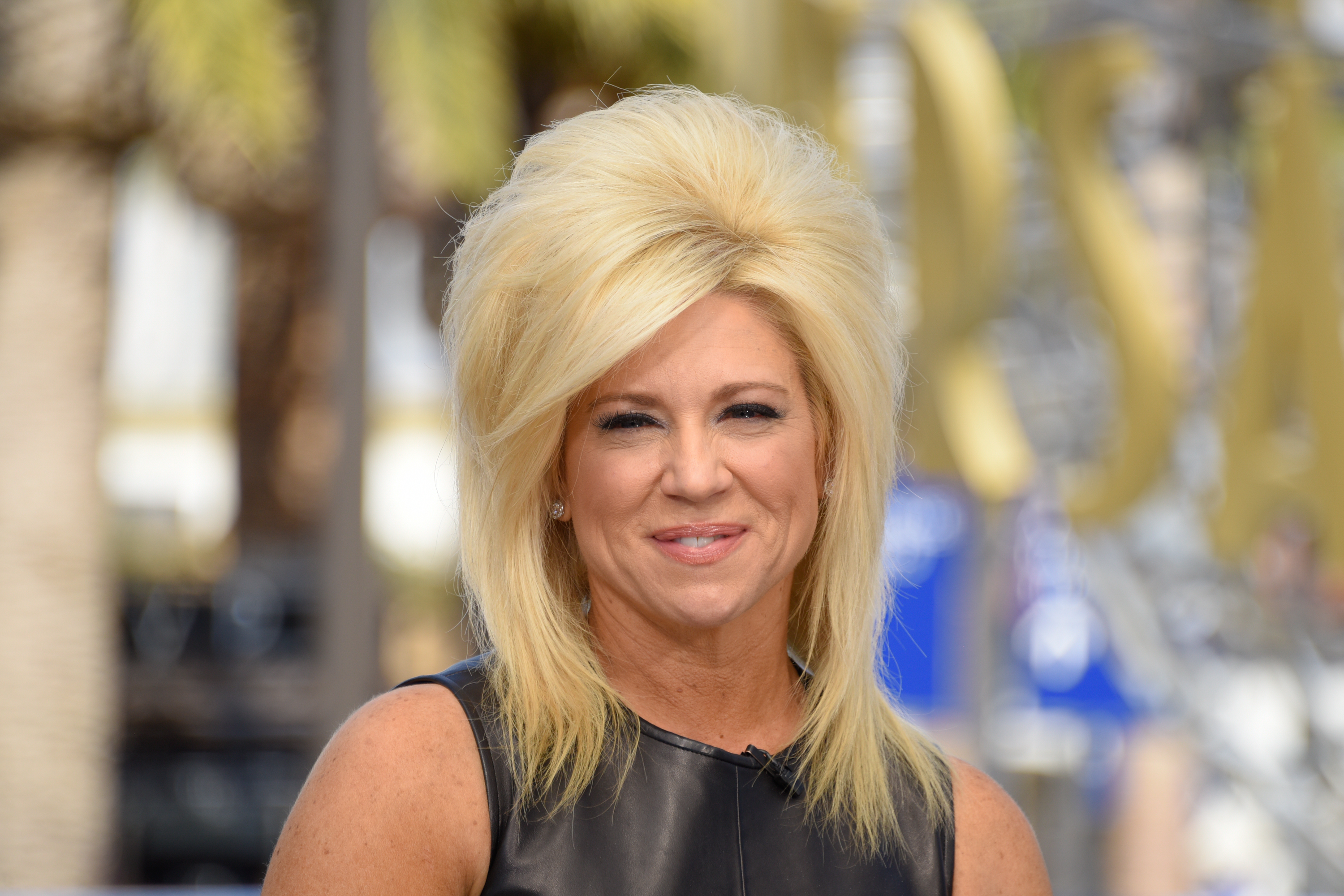 Theresa Caputo smiling for a picture