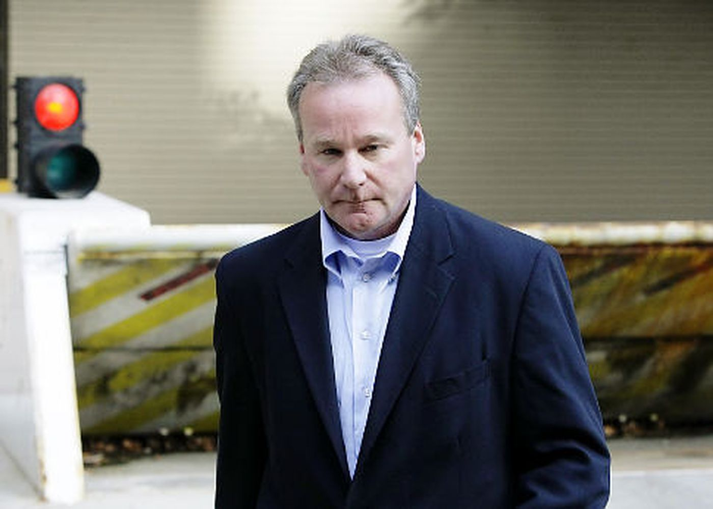 Michael David Jarret, who stalked Erin Andrews in the Marriott hotel