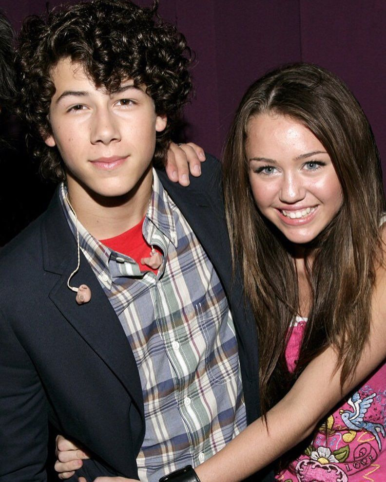 Nick Jonas and Miley Cyrus. After splitting with Dylan Sprouse, Miley Cyrus and Nick Jonas started dating. Nick Jonas and Miley Cyrus dated for around two years.