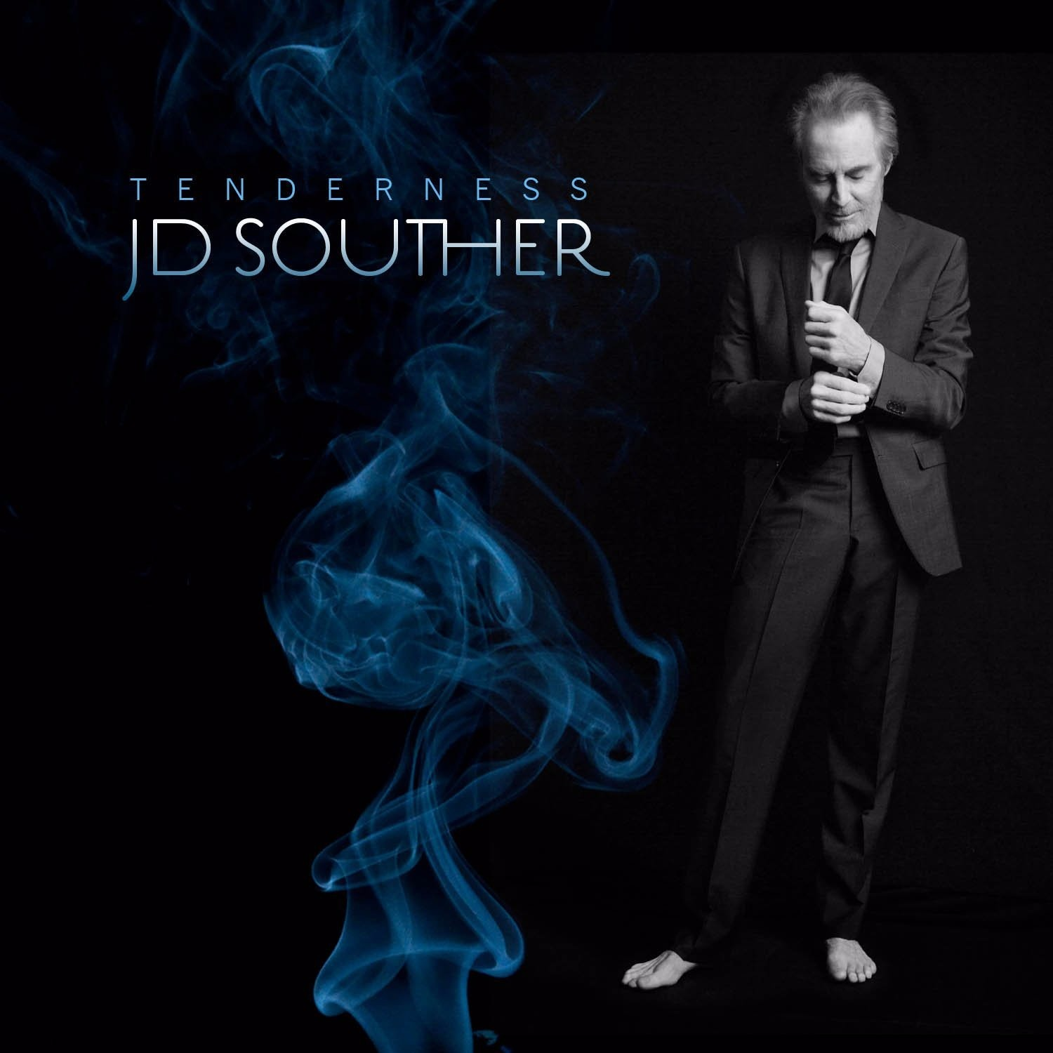 Cover of J.D. Souther's recent album Tenderness