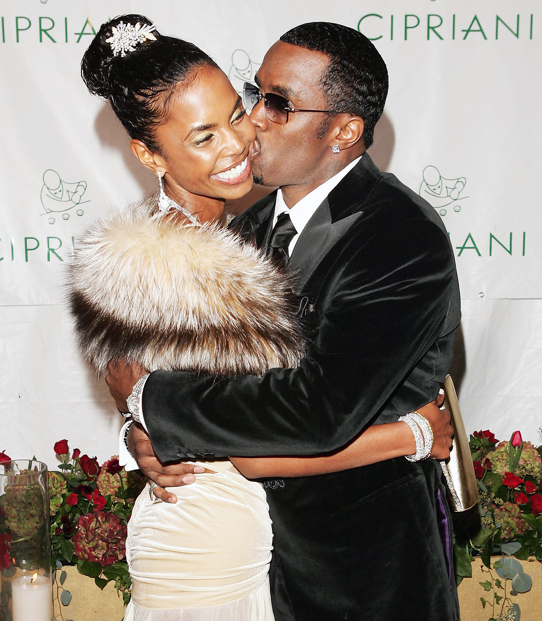 Diddy and Kim Potter