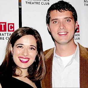 Marina Squerciati with her rumored husband Eli J. Kay-Oliphant at Manhattan Theater Club.