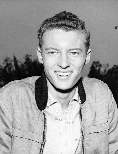 Smiling Ken Osmond