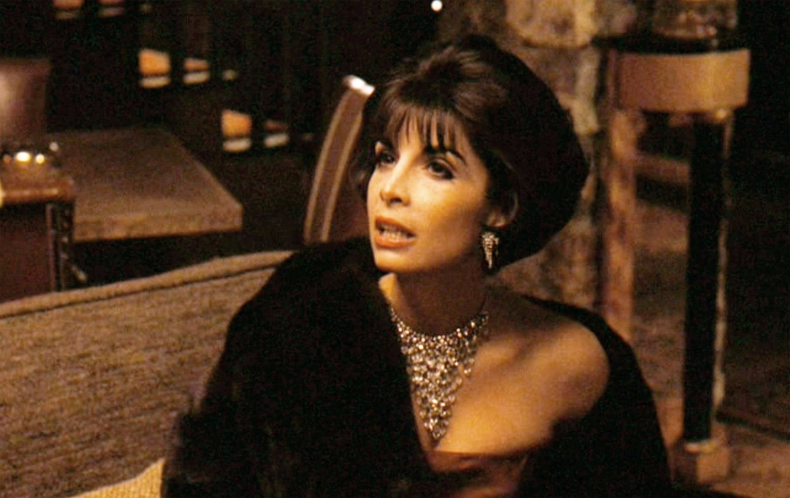 Talia Shire in the role in movie Godfather II