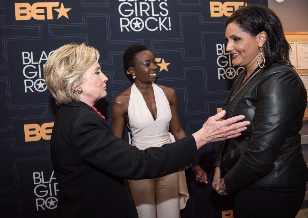 Karen Finney is a former senior advisor and senior spokesperson for Hilary Clinton during the presidential run 2016