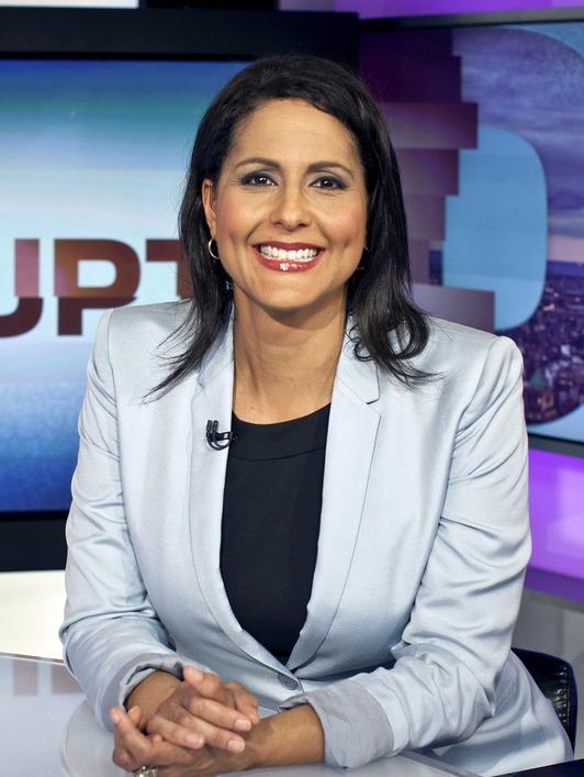 Karen Finney was a host of MSNBC's show Disrupt with Karen Finney