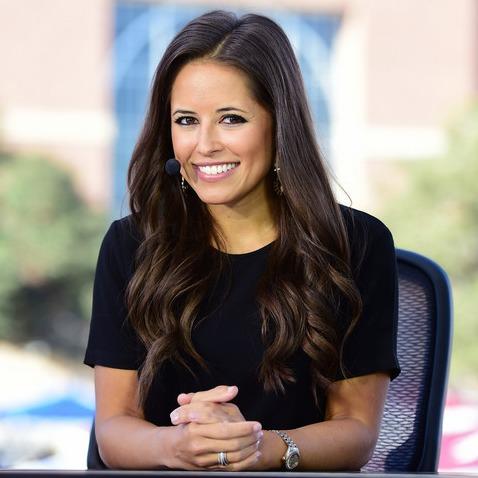 ESPN SEC Network- Contributor Kaylee Hartung.