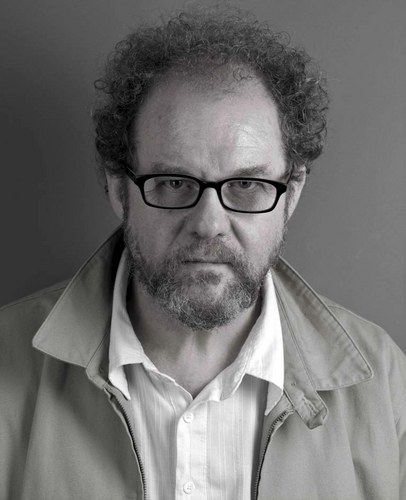 A portrait of director Mike Figgis