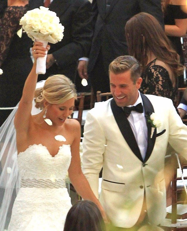 Jason Whaler got married to longtime girlfriend, Ashley Wahler.