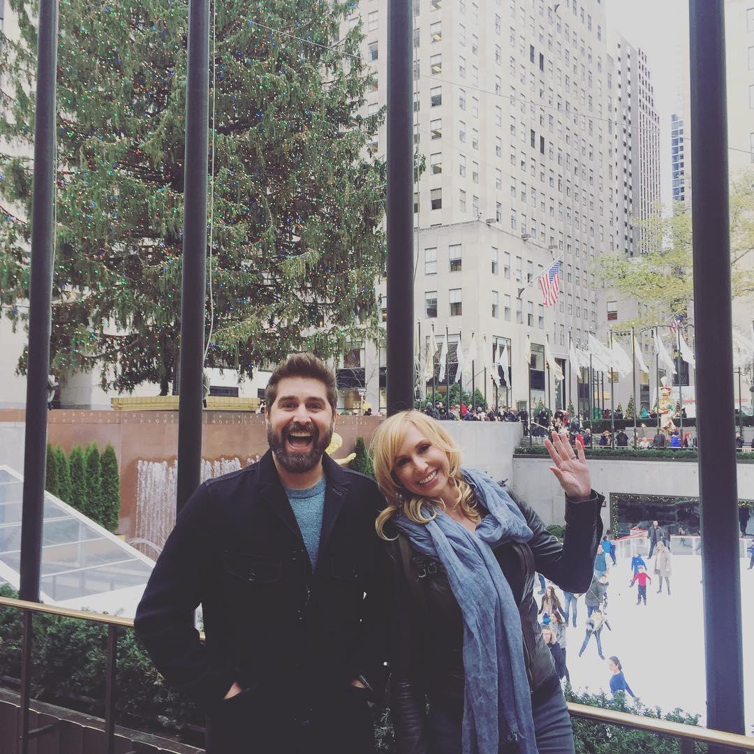 Kari Byron with Tory Balleci