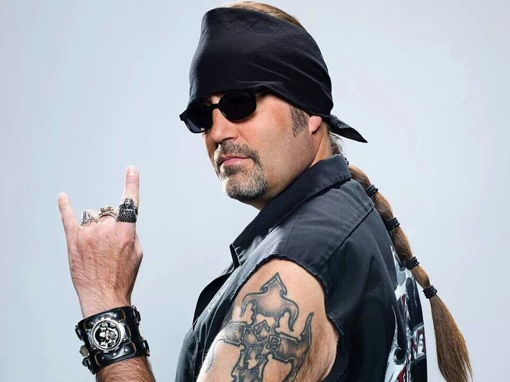 Danny Koker has tattoo on his arms