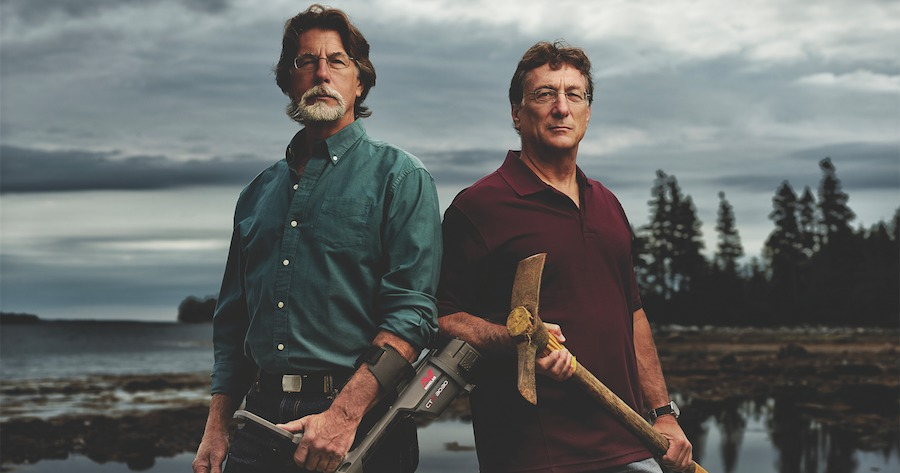 Rick and Marty Lagina for 'The Curse of the Oak Island'