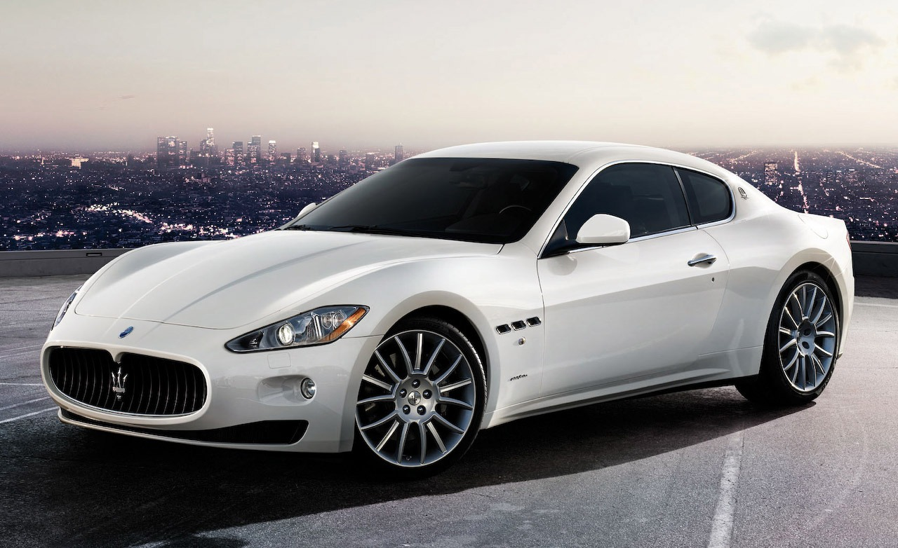 Maserati GranTurismo is included in Chumlee's car collection