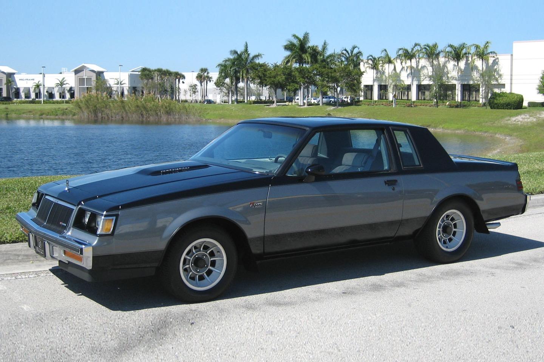 The flat Buick Regal