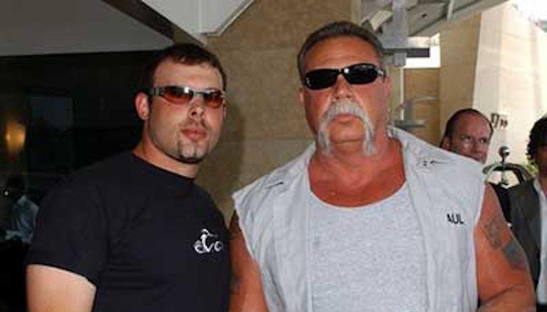 Teutul Sr. and Jr. wearing classic glasses