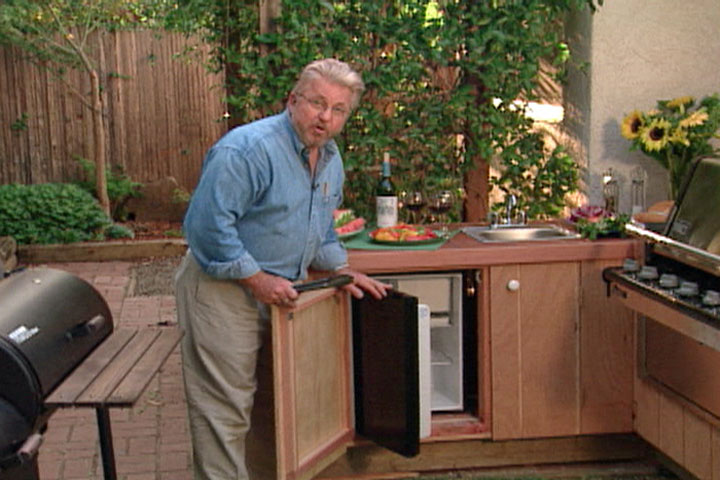 Ron Hazelton is showing some DIYs on home improvement