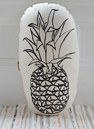 Pineapple Plush - Throw Pillow