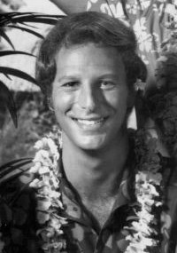 Bob Einstein from a 1970 television pilot Three for Tahiti