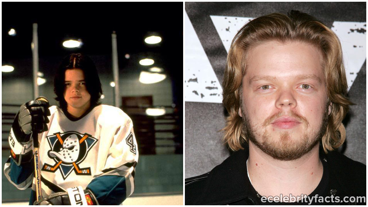 Elden Henson as Fulton Reed (left) and Elden Henson now (right)