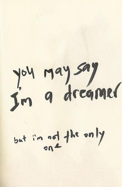 John Lennon's Imagine Lyrics