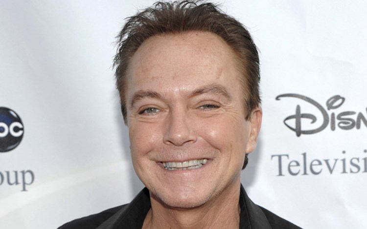 David Cassidy at a red carpet event. Actor David Cassidy played the role of Keith Partridge in The Partridge Family. David Cassidy passed away in 2017
