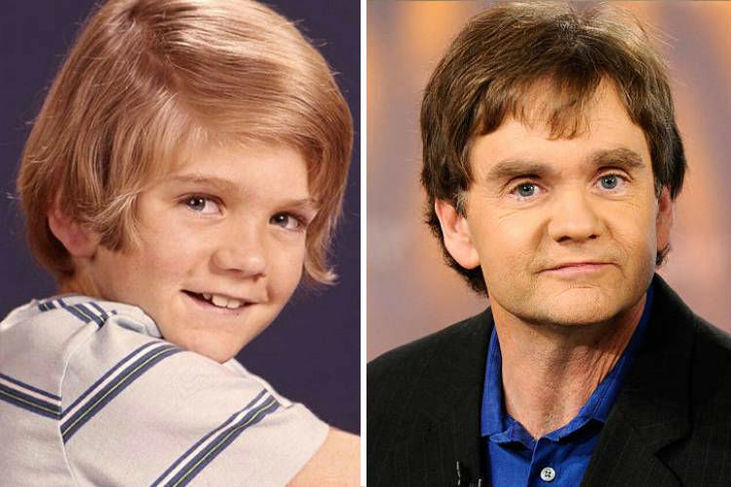 The Partridge Family star Brian Froster