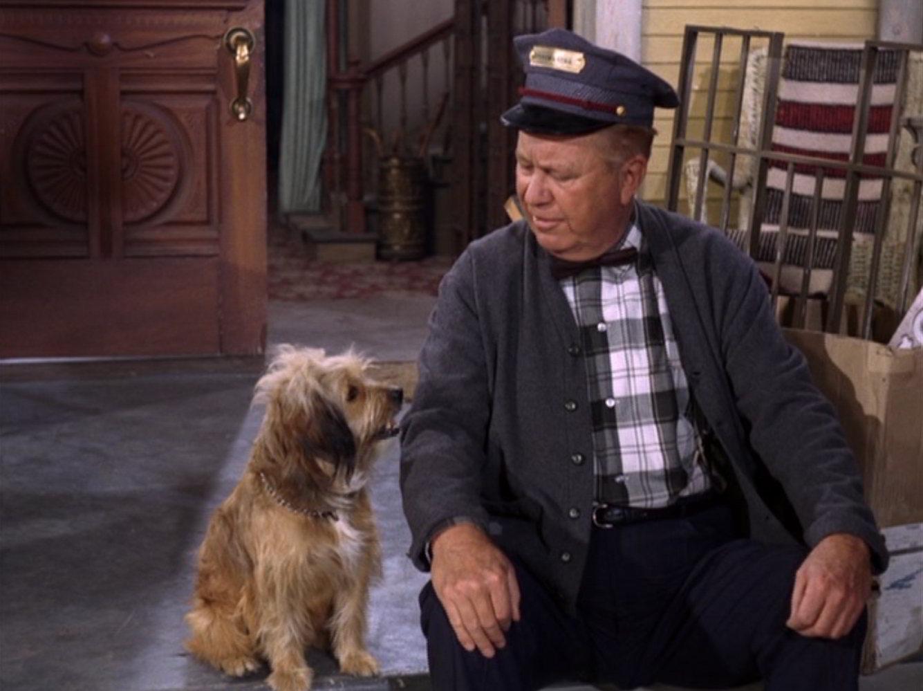 Edgar Buchanan played the role Uncle Joe Carson