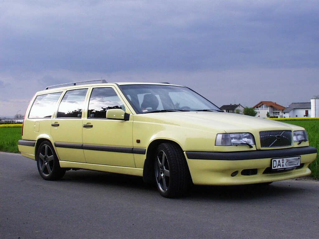 1995 Volvo 850 T-5R Wagon