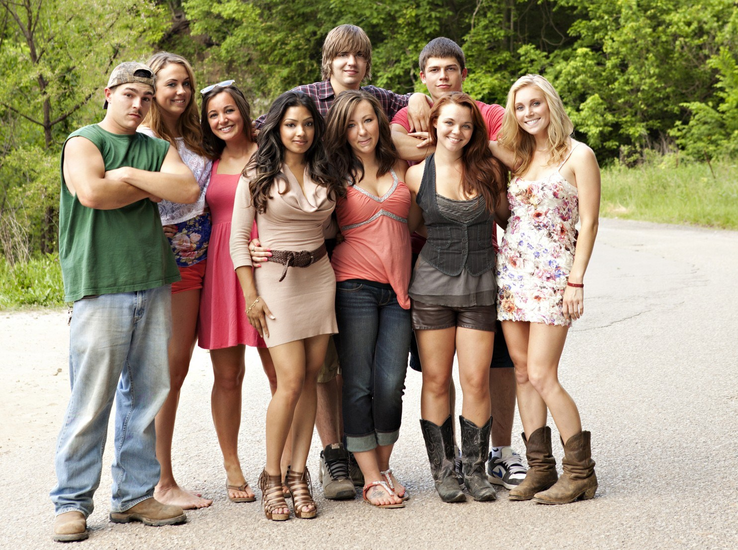 Cast of Buckwild