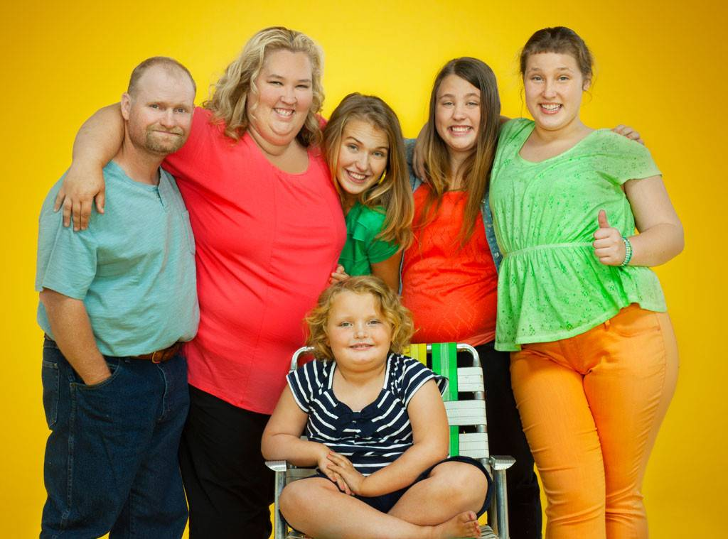 cast image of Here comes the Honey Boo Boo